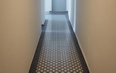chodba k bytu